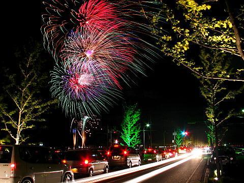 小野市夏祭り・小野市納涼花火大会