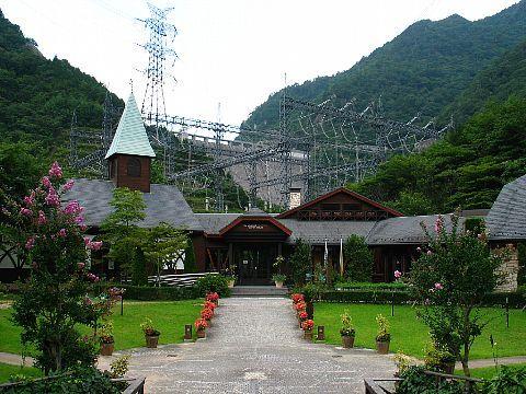 エルビレッジおおかわち・大河内町 関西電力PR館