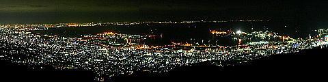 神戸1000万ドルの夜景・摩耶山 掬星台・摩耶自然観察園
