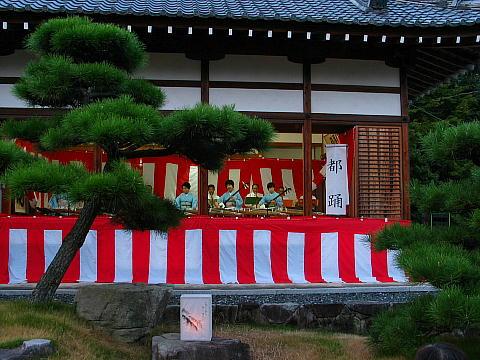 播磨の小京都・龍野市・龍野城 観月祭