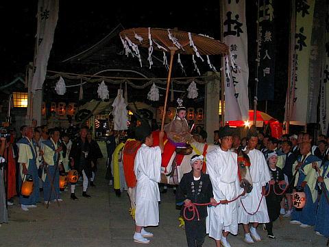高砂神社秋祭り・神幸祭/播州の秋祭り