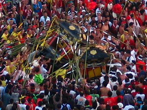 灘のけんか祭り・松原八幡神社の秋祭り・播州秋祭り