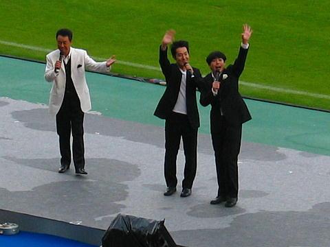 五木ひろしさんの「心のコンサート」・五木ひろしさんとテツandトモ・三木ふれあいフェスティバル2005