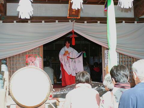 福娘の祈祷/岩屋神社の十日えびす・明石のえべっさん