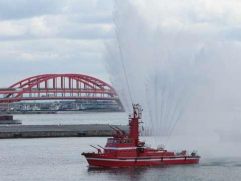2006年消防出初式/神戸市消防局