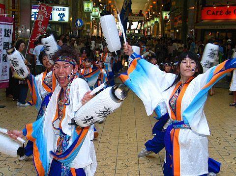 ひめじ良さ恋まつり・姫路市よさこい祭り 姫路よさこい踊り