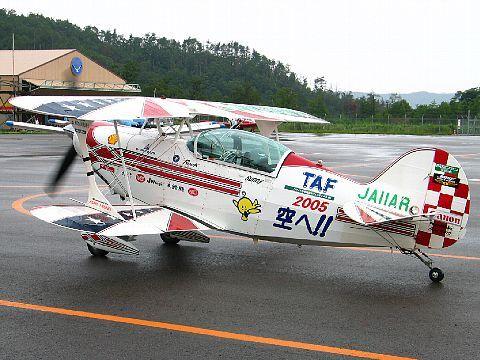 コウノトリ但馬空港フェスティバル 2005 エアーショー