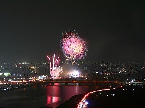 花火写真・加古川夜景写真