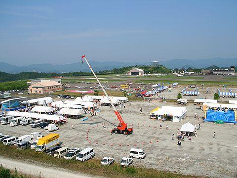 コウノトリ但馬空港フェスティバル/スカイ・レジャー・ジャパン'06 イン 但馬