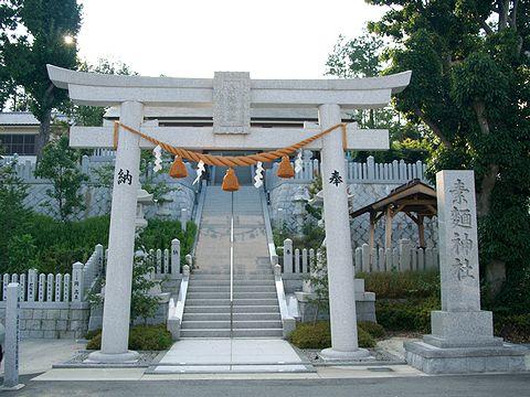 大神神社・素麺神社