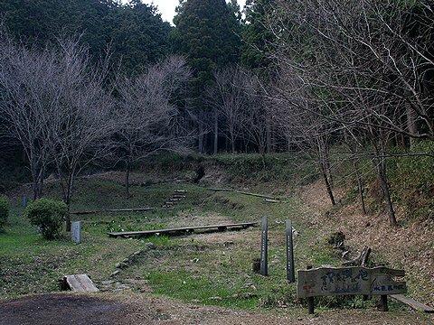 円通寺のミズバショウ園