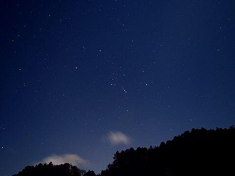 オリオン座・星座の写真画像/天体写真