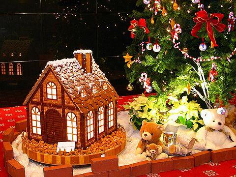 お菓子の家/神戸のクリスマス