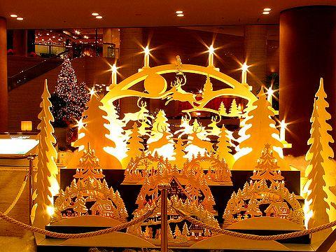 シュヴィップボーゲン/神戸のクリスマス