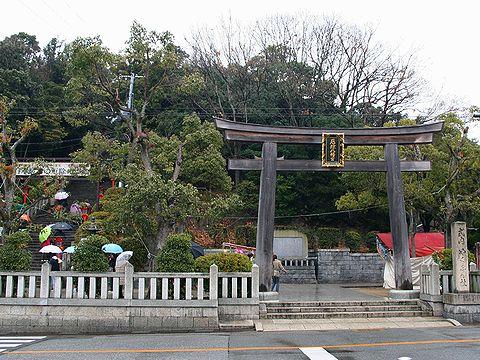初詣・多井畑厄除八幡宮/神戸市