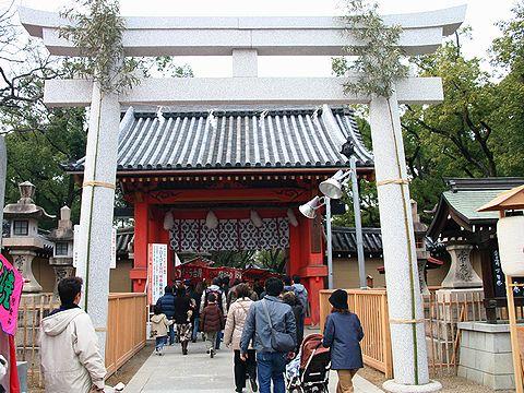 初詣・西宮神社/西宮市