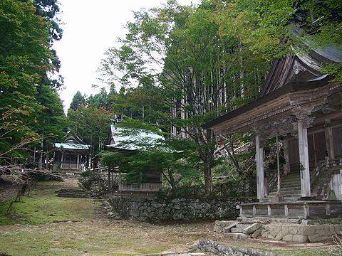 笠形神社/笠形山・多可町