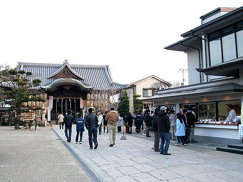 初詣・柿本神社/明石市