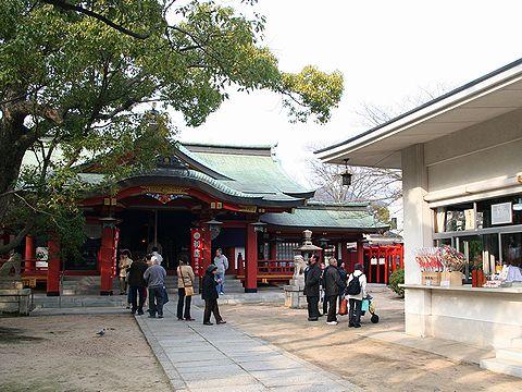 初詣・證誠神社/神戸市