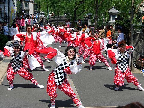 城崎YOSAKOI祭り2007/豊岡市城崎温泉