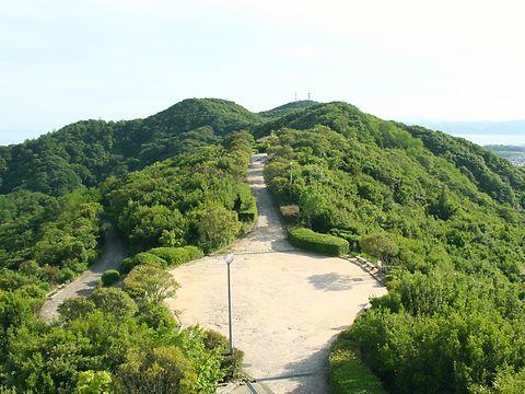 おらが山(高倉山)と鉢伏山・旗振山/神戸市須磨区
