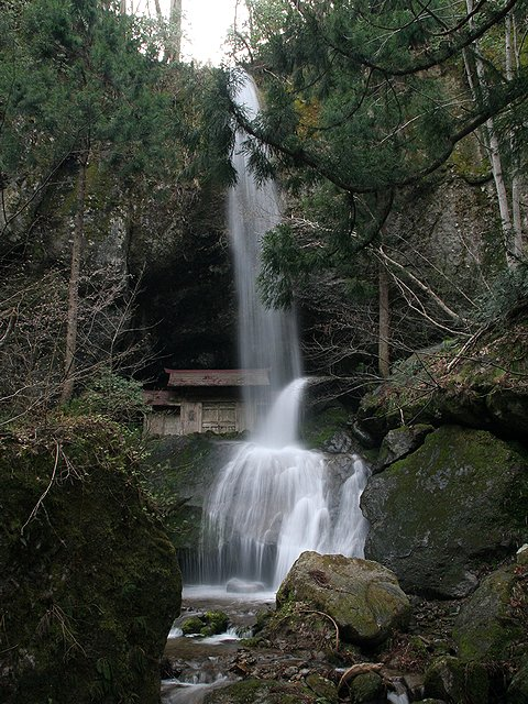 吉滝・裏見滝