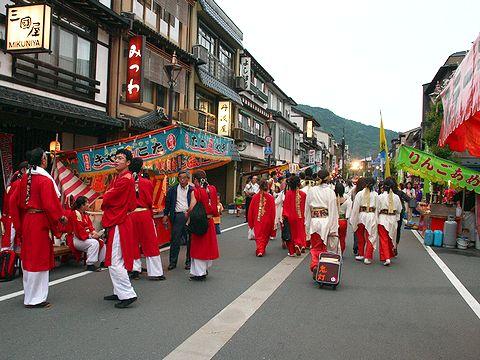 きのさき温泉YOSAKOIまつり2006/豊岡市城崎町