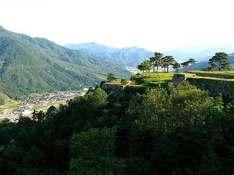 天空の城・竹田城