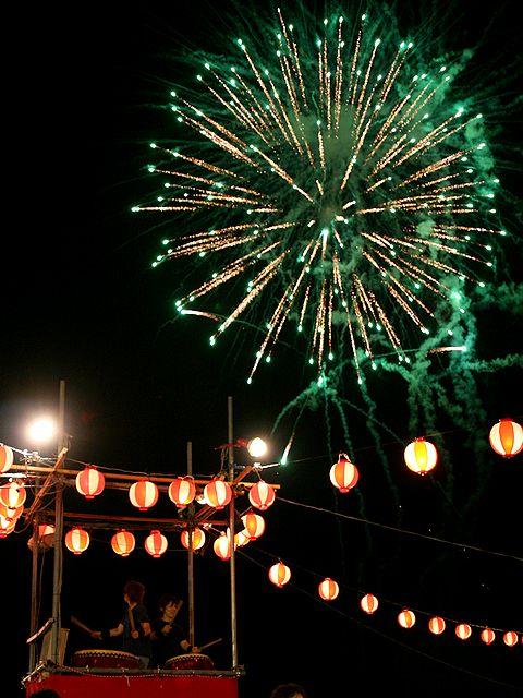 平池公園夏のフェスティバル花火大会