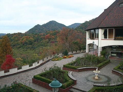 布引ハーブ園/神戸市六甲山