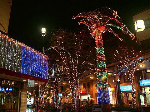 JR加古川駅クリスマスイルミネーション・加古川リバーファンタジー/加古川市