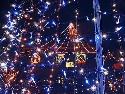 光プロジェクトSANTO-OKINAREYO/朝来市山東町
