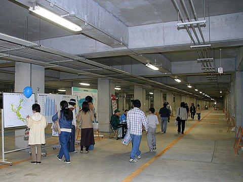 加古川上流浄化センターの見学会/小野市八重桜まつり