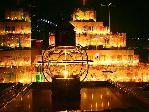 こうべパールキャンドル「阪神淡路大震災 1.17希望の灯かり」
