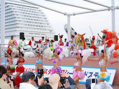 KOBEメリケンフェスタ・神戸サンバチーム/神戸市中央区