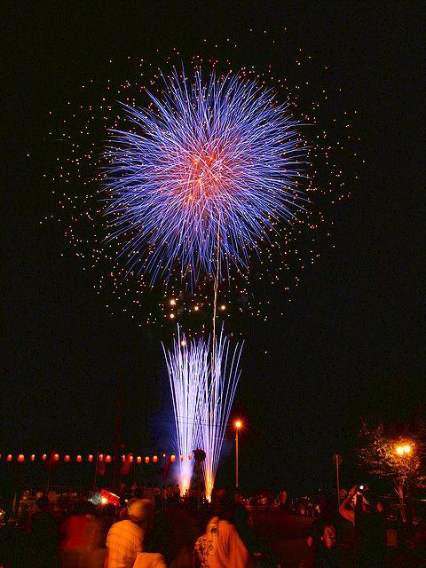 養父市夏まつり花火大会/やぶふるさと祭り