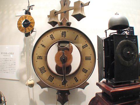 和時計/明石市・明石市立天文科学館