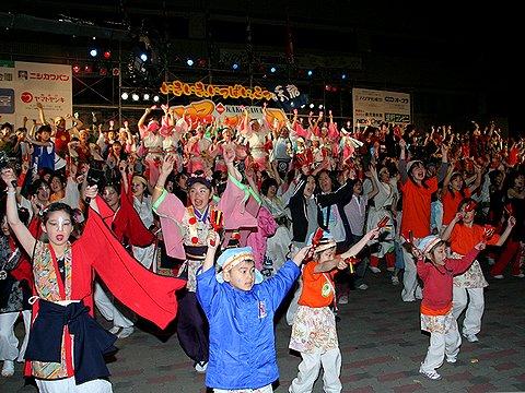 第8回KAKOGAWA踊っこまつり/加古川市