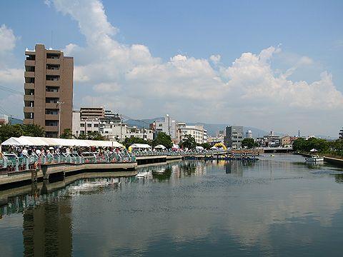 兵庫運河・新川運河キャナルプロムナード