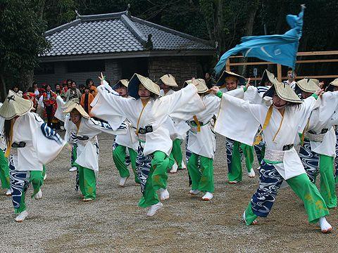 颯爽JAPAN/廣田神社よさこい踊り奉納/西宮市