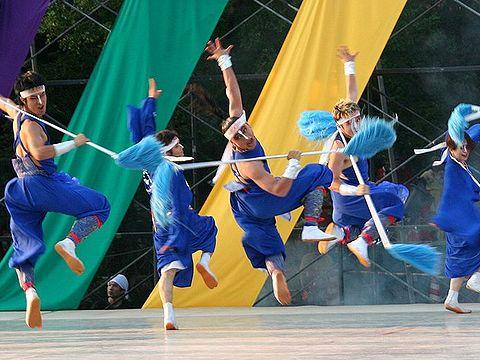ゲストチーム・高知県「よさこいにっぽん須賀連」/よさこい兵庫2006