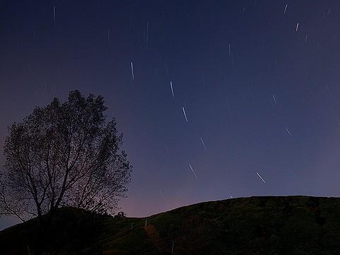 北斗七星/星座の写真・天体写真