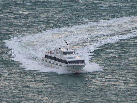 明淡高速船/明石海峡