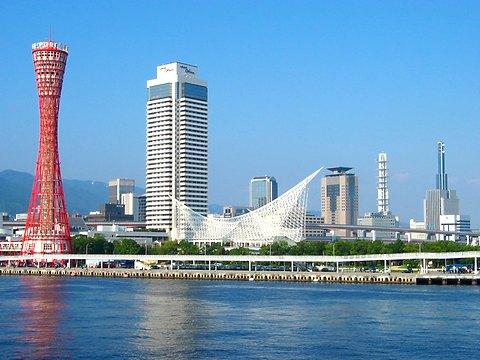 神戸メリケンパーク・ポートタワー,海洋博物館,ホテルオークラ神戸/神戸市中央区