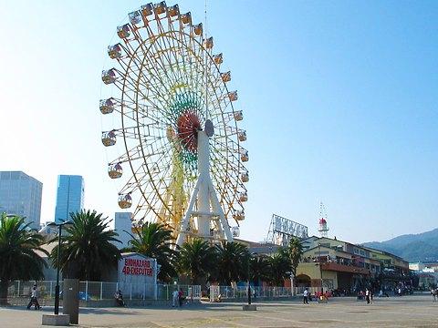 神戸ハーバーランド・モザイク/神戸市中央区
