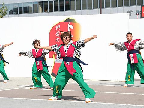 ひょうご夢雀・垂水駅前広場/垂水よさこい