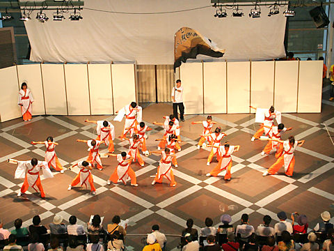 神戸学園踊り子隊・ハーバーランドスペースシアター/神戸よさこい