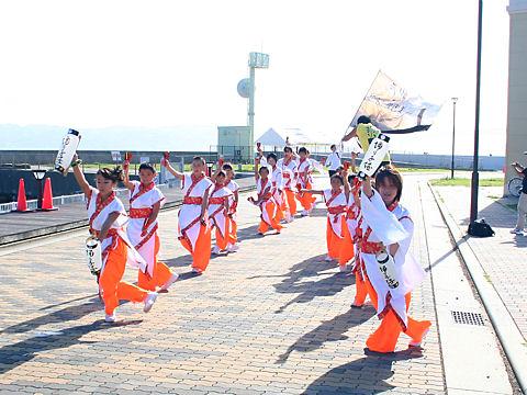 神戸学園踊り子隊パレード・マリンピア神戸/垂水よさこい