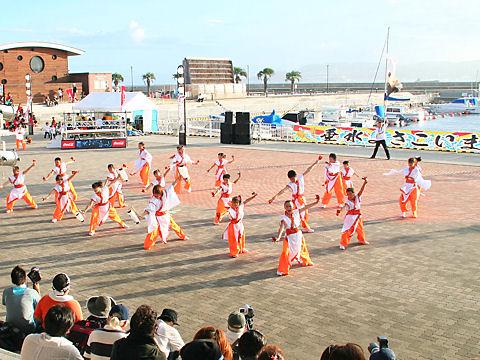 神戸学園踊り子隊・マリンピア神戸/垂水よさこい