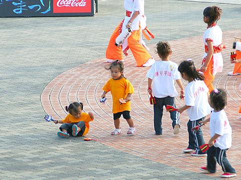 神戸学園踊り子隊キッズチーム/垂水よさこい